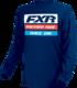 FXR RACE DIVISION PITKÄHIHAINEN NAVY/RED
