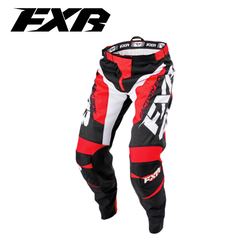 FXR Clutch MX Pant Black/Red/White