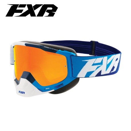 FXR AJOLASIT BOOST XPE BLUE/WHITE/NAVY