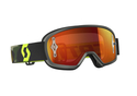 Scott Goggle Buzz MX grey/fluo yellow orange chrome works