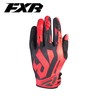 FXR FACTORY RIDE ADJUSTABLE MX GLOVE NUKE RED/BLACK