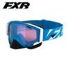 FXR Core snow Goggle Blue/White