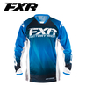 FXR Mission Air MX Jersey Blue Fade/White