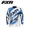 FXR Clutch Air MX Jersey White/Blue/Navy