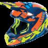 FXR Boost Revo MX Helmet Orange/Navy/Hi-Vis