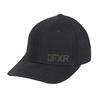 FXR HELIUM LIPPIS BLACK/CHARCOAL